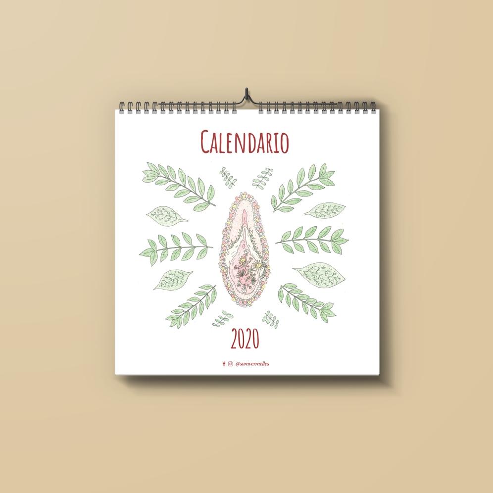 Portada del Calendario 2020